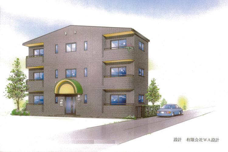 建築パース11