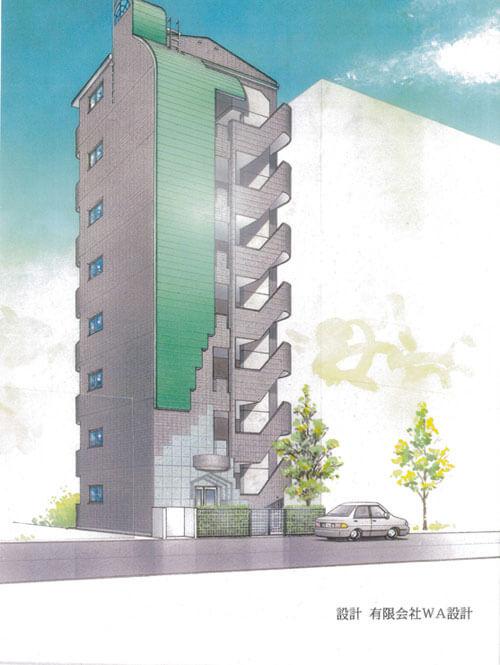 建築パース12