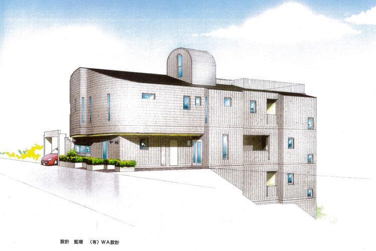 建築パース3