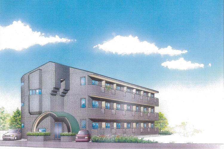 建築パース9